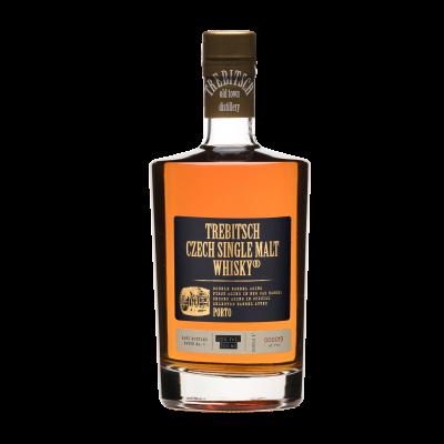 Double barrel aging Porto 40% 0.5l
