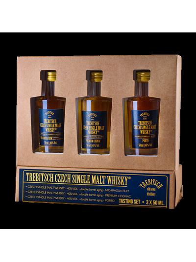 Degustační set 0.05l  Double Barrel Whisky