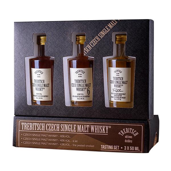 Degustační set 0.05l Single Malt Whisky