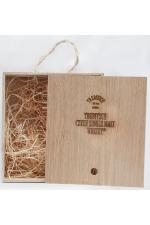 TREBITSCH Prémiová dřevěná dárková krabička - velká (21cm / 23cm / 11,5cm)