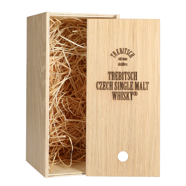 TREBITSCH Prémiová dřevěná dárková krabička - malá (11cm / 23cm / 11,5cm)