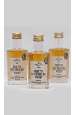 TREBITSCH Czech Single Malt Whisky 40% 0.05l